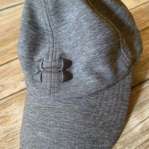 NIKE HEATHER GREY WOMENS BASEBALL CAP